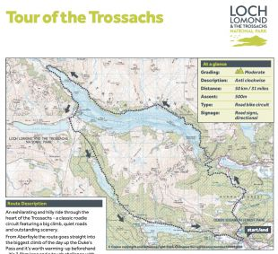 Tour of the Trossachs